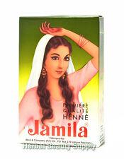 6 Box of 100g Jamila Hair Henna Powder Hair Color Mehendi Mehandi Best Quality