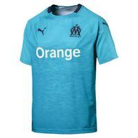 Adidas Maillot Olympique de Marseille Football Exterieur 2018/2019 Adulte Bleu
