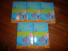 NEW Lot of 5 BFG Roald Dahl GUIDED READING Lit Circle books AR Giant