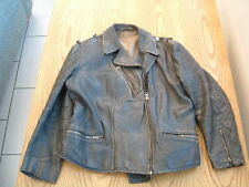 True vintage motorcycle jacket 50s/60s Made in Freiberg 40'-42' chest