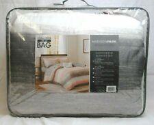 Madison Park Essentials Saben Complete Comforter Cotton Sheet Bed in Bag Twin
