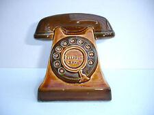 1960 S Studio Szeiler telefono vintage moneybox MONEY BOX SALVADANAIO cassetta risparmi
