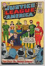 Justice League of America #8 (1962) Good + (2.5) ~ DC Comics Gardner Fox