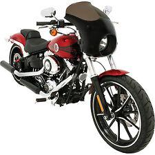 Memphis Shades Bullet Fairing Kit for Harley-Davidson,Honda 2330-0077 Black