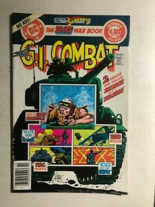 G.I. COMBAT #234 The Haunted Tank, etc. (1981) DC Comics war FINE-