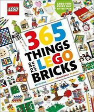 365 Things to Do with LEGO Bricks (Library Edition) by Hugo, Simon