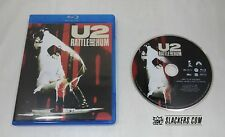 U2 - Rattle and Hum (Blu-ray Disc) CONCERT Music Documentary RARE OOP Bono