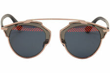 Christian Dior Women's So Real VUP NU Sunglasses Pink Blue NEW Authentic