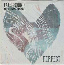 "Fairground Attraction ""Perfect/Mythology"" RCA 1988 7"" TV Library Archive Copy."