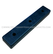 Rubber Shock Plate / Buffer - 300mm Long - Trailer - Horsebox