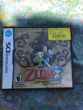 The Legend of Zelda: Phantom Hourglass Nintendo DS COMPLETE Game+Case+Manual