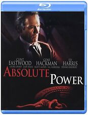 ABSOLUTE POWER (1997 Clint Eastwood) -  Blu Ray - Sealed Region free for UK