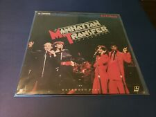 The Manhattan Transfer In Concert Extended Play Pioneer Artists LaserDisc 1982