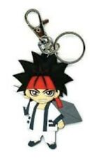 Rurouni Kenshin Sanosuke Keychain Key Chain Anime Manga License NEW Vintage Rare