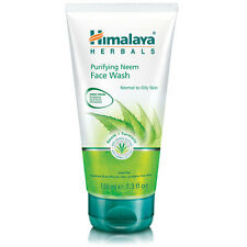 Himalaya Herbal PURIFICATORE Neem FACE WASH 150ml Pelle Acne Brufoli arrossamenti