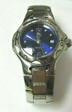 Tag Heuer Woman's Professional Blue Face 200m Watch WL131F