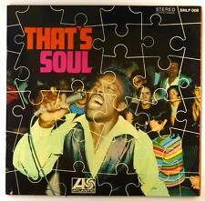 """12"""" LP - Various - That's Soul - E1006 - cleaned"""