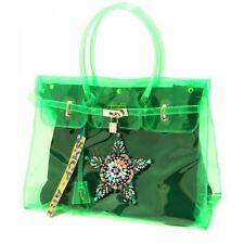 borsa donna verde SHOP ART accessori borsetta bag women denny rose