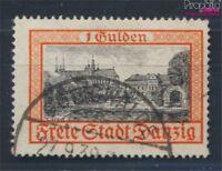 Danzig 297 geprüft gestempelt 1938 Freimarken (7178093