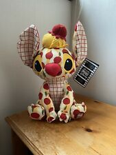 More details for stitch crashes disney lady and the tramp february plush (2/12) free ship🚚