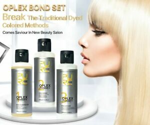 bond Repair connections of damaged strength toughness elasticity hair treatment