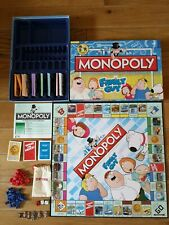 FAMILY GUY MONOPOLY COLLECTORS EDITION