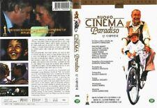 Nuovo Cinema Paradiso (1988) Giuseppe Tornatore [Dvd] New / Fast Ship