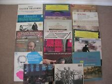CLASSICAL LP's & BOX SETS A LARGE COLLECTION OF ARROX 250 LP's     CON  EX