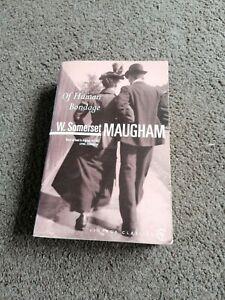 W Somerset Maugham, of Human Bondage