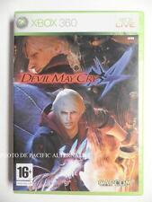 jeu DEVIL MAY CRY 4 sur xbox 360 en francais game spiel juego gioco complet TBE
