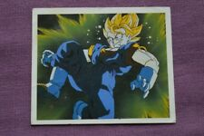 VIGNETTE STICKERS PANINI  DRAGONBALL Z TOEI ANIMATION N°205