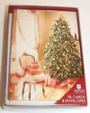 13 New Warm Christmas Tree Greeting Cards Holiday American Greetings New Year