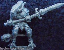 1988 Chaos Champion of Khorne 0218 14 Citadel Warhammer Army Hordes Evil Fighter