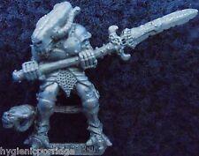1988 CAOS CAMPIONE DI KHORNE 0218 14 Citadel Warhammer Esercito Orde EVIL FIGHTER