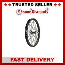 Diamondback Front BMX Wheel, 48h, 14mm Axle, Black 20 inch Black