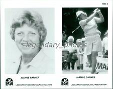 1970's Joanne Carner LPGA HOF Golfer Original Press Photo
