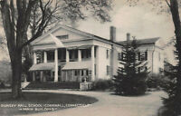 Rumsey Hall School, Cornwall, Connecticut, Early Postcard, Unused