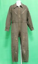 WWII USAAF US Army Air Force Pilot Type L-1 Flight Suit Medium Regular