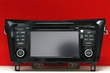 NISSAN QASHQAI SAT NAV GPS NAVIGATION CD RADIO BLUETOOTH CAR STEREO LCN2