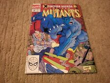 New Mutants #96 (1983 1st Series) Marvel Comics Cable Vf/Nm
