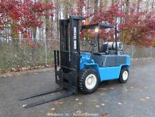 Clark C500-Y100-Lp 10K Industrial Forklift Lift Truck Lpg 2-Stage Mast bidadoo
