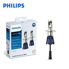 Genuine Philips LED H4 9003 Ultinon Essential LED Car Bright White Headlight