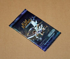 kid Icarus Uprising Ar 6 Cards promo Pack Sealed Trading Card Nintendo 3DS
