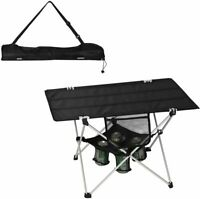 Folding Camping Table Ultralight Outdoor Beach BBQ  Table and Carry Bag