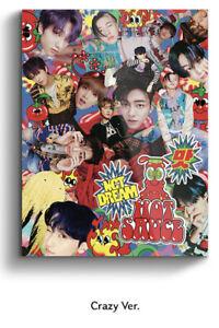 Nct Dream 맛 Hot Sauce Photobook Version 1st Full Album Official (Crazy Ver)