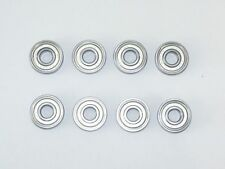 Set Of 8 Skateboard Wheel Bearings Parts 7