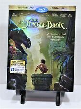 Disney DVD & Blu Ray & Digital HD The Jungle Book 2016 100% AUTHENTIC NEW SEALED