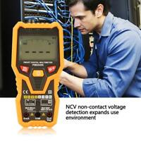 PEAKMETER PM8248S Digital Multimeter Auto Range AC/DC Volt Current NCV Tester