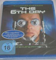 The 6th Day - Blu-ray/NEU/OVP/Action/Arnold Schwarzenegger/Robert Duvall/Sony