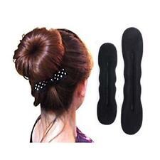 22cm Sponge Large Hair Twist Roller Braid Holder Bun Lady's Styling Magic Tools